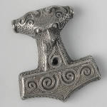 A Thor hammer found in Sweden.