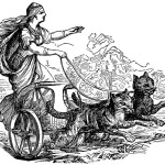 Freya_rode_in_a_chariot_pulled_by_two_black_or_gray_cats
