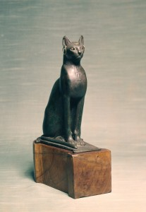 Egyptian cat.
